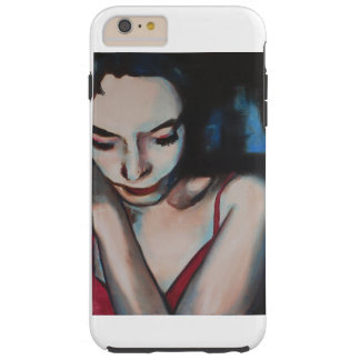 iPhone 6/6s tough plus with painting Tough iPhone 6 Plus Case