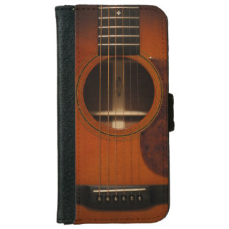 Iphone 6 Acoustic Guitar Wallet