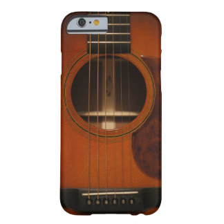 Iphone 6 Barely There Acoustic Guitar Case