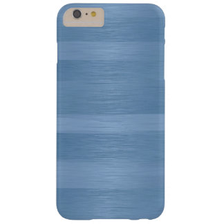 iPhone 6 Blue Stripes Barely There iPhone 6 Plus Case