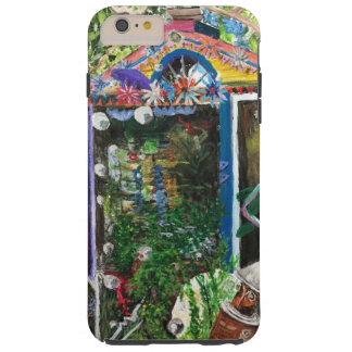iPhone 6+ Bowling Ball House Painting Tough iPhone 6 Plus Case