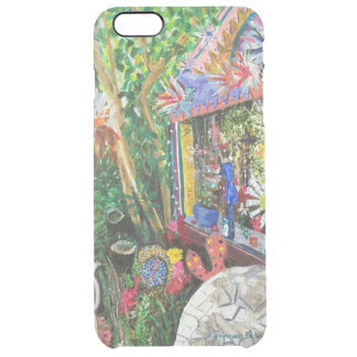 iPhone 6+ Bowling Ball House Painting Case