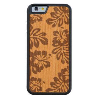 iPhone 6 Bumper Cherry Wood Case