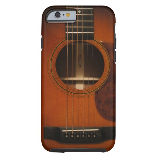 iPhone 6 case acoustic guitar case