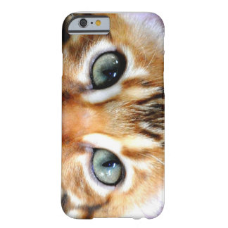 iPhone 6 case Bengal Exotic Cat Tiger-like Barely There iPhone 6 Case