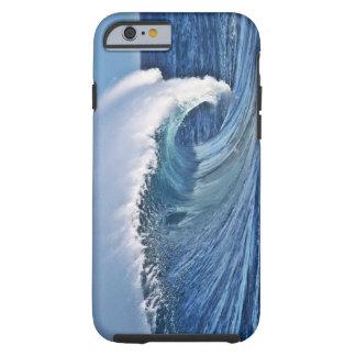 iPhone 6 case Blue Ocean Wave Photo