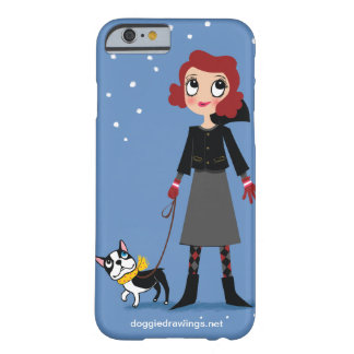 """iPhone 6 case: Boogie Loves All-Mighty """"Baroness"""" Barely There iPhone 6 Case"""