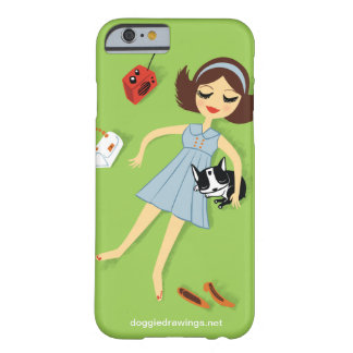"iPhone 6 case: Boogie Loves All-Mighty ""The Fanny"" Barely There iPhone 6 Case"