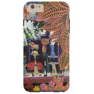 iPhone 6+ case Bowling Ball House painting Tough iPhone 6 Plus Case