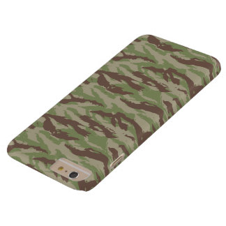 Iphone 6 case Camouflage french lizard pattern 03