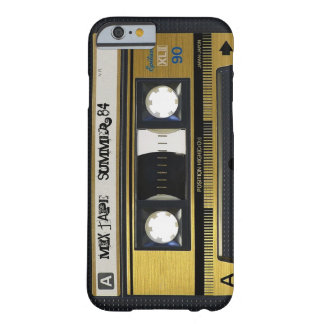 iPhone 6 case Cassette Tape Retro Mix Tape Cover 1