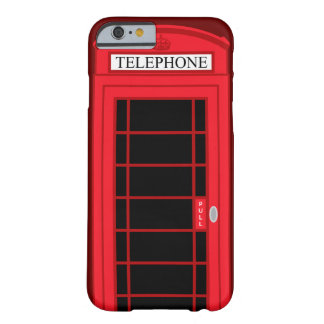 iPhone 6 case Classic Red Public Telephone Box UK