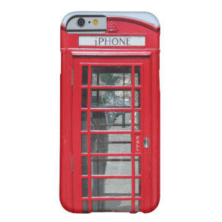iPhone 6 case: Classic red telephone box photo