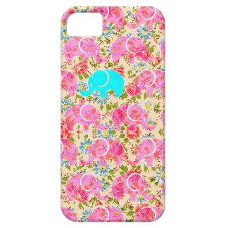 iPhone 6 Case Elephant Flower Floral
