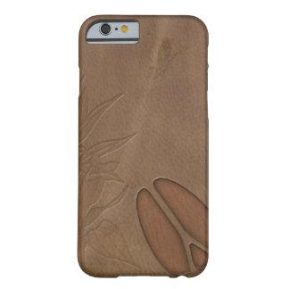 iPhone 6 case Masculine Deer FootPrint Leather Loo