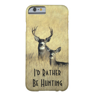 iPhone 6 case Masculine White Tail Mule Deer Buck