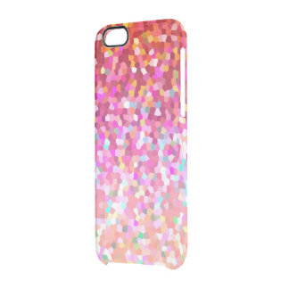 iPhone 6 Case Mosaic Sparkley Texture