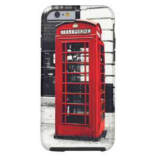 iPhone 6 case Red Telephone Box Case