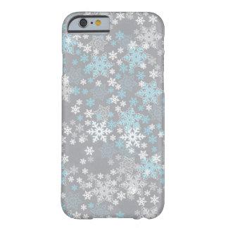 "IPhone 6 Case Seasonal Design Series ""Snow Flakes"""