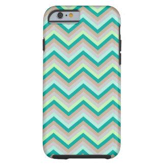 iPhone 6 case Shell  Retro Zig Zag Chevron Pattern Tough iPhone 6 Case