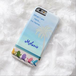 Iphone 6 Case Summer Beach Days DESIGN