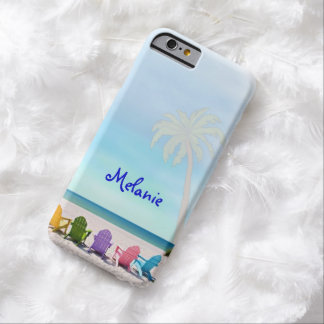 Iphone 6 Case Summer Beach Days DESIGN Barely There iPhone 6 Case