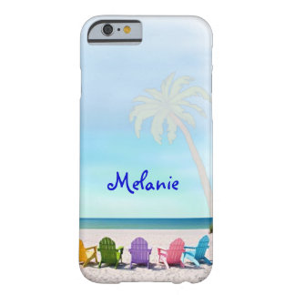 Iphone 6 Case Summer PALM Beach DESIGN