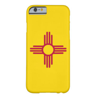 iPhone 6 case with Flag of New Mexico