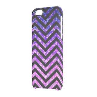 iPhone 6 Case Zig Zag Sparkley Texture