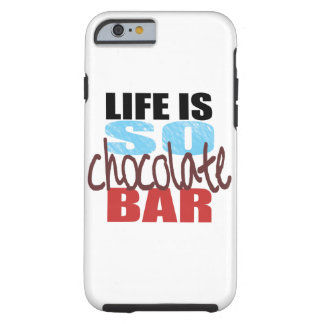 iPhone 6 Chocolate Bar Case! Tough iPhone 6 Case