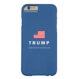 iPhone 6, Donald Trump For President 2016 Barely There iPhone 6 Case