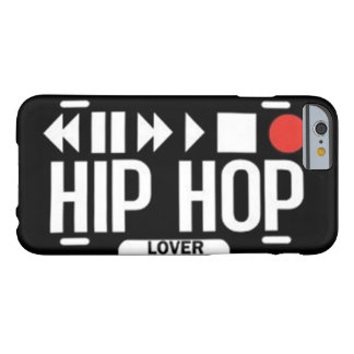 iPhone 6 Hip Hop Case Barely There iPhone 6 Case