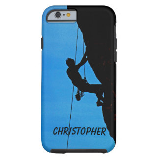 iPhone 6 iPhone 6s Case Personalized, Rock Climber