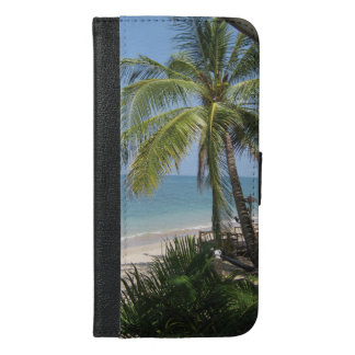 iPhone 6 island design iPhone 6/6s Plus Wallet Case