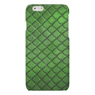 iPhone 6 Matte Finish Case - Green