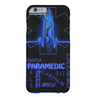 iPhone 6 Paramedic cell phone cover