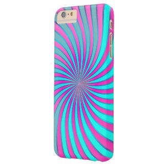 iPhone 6 Plus Case Barely Spiral Vortex