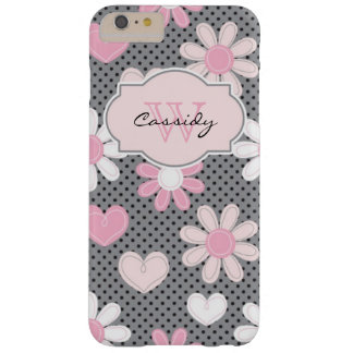 iPhone 6 Plus Case | Daisies | Polka Dots | Hearts Barely There iPhone 6 Plus Case