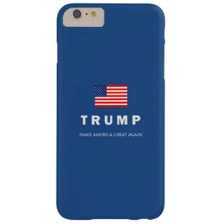 iPhone 6 Plus, Donald Trump For President Barely There iPhone 6 Plus Case