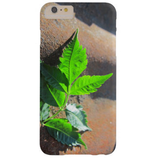 iPhone 6 Plus Leaf on Tin Barely There iPhone 6 Plus Case