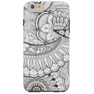 Iphone 6 plus mandala case