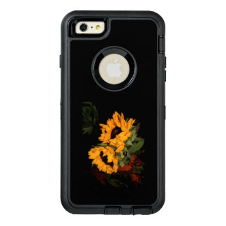 iPhone 6 Plus Otterbox Defender Sunflower