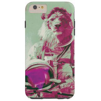 Iphone 6 Plus Space Lion Case