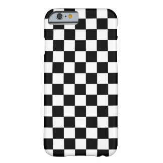 iPhone 6/s checkers graphic case