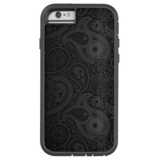 iPhone 6 tough Xtreme case with black texture