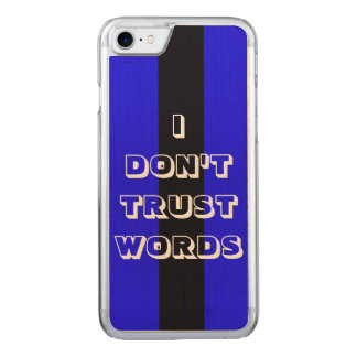 iphone-6 Trust image Carved iPhone 7 Case