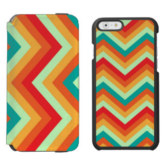 iPhone 6 Wallet Case Zig Zag Incipio Watson™ iPhone 6 Wallet Case