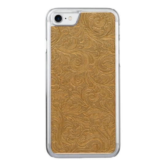 iPhone 6 wooden Carved iPhone 8/7 Case