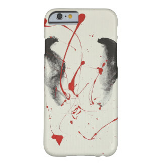 Iphone 6s Case, Reflection of nothing abstract Barely There iPhone 6 Case