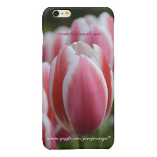 iPhone 6s Cell Phone Case Cover Pink Tulip Flowers